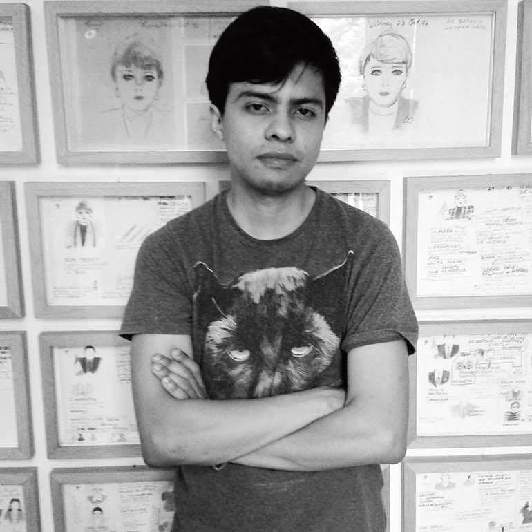 Sergio Orospe: Moda y Política