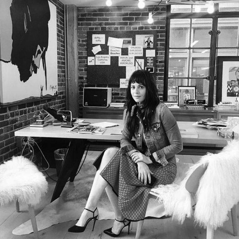 Sophia Amoruso L´enfant terrible del constructivismo.