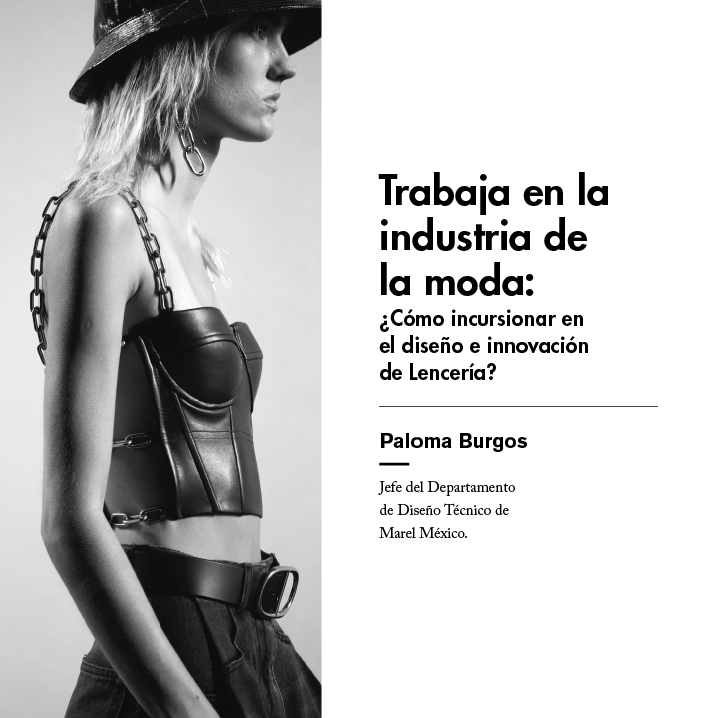 Foto: Trabaja en la industria de la moda: ¿Cómo incursionar en el diseño e innovación de Lencería?