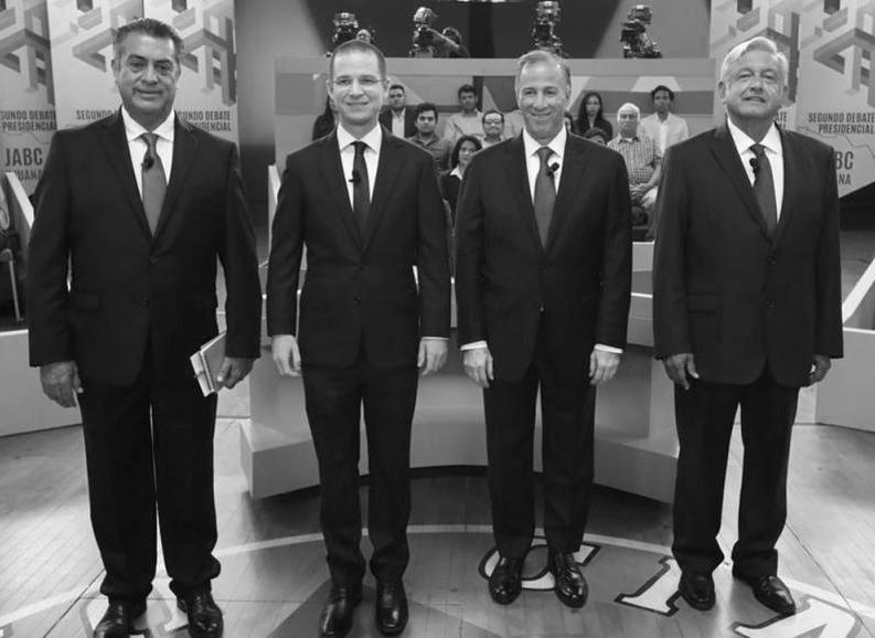 Foto: Moda e ideología  ¿Qué nos dice el arreglo personal de los candidatos a la presidencia?