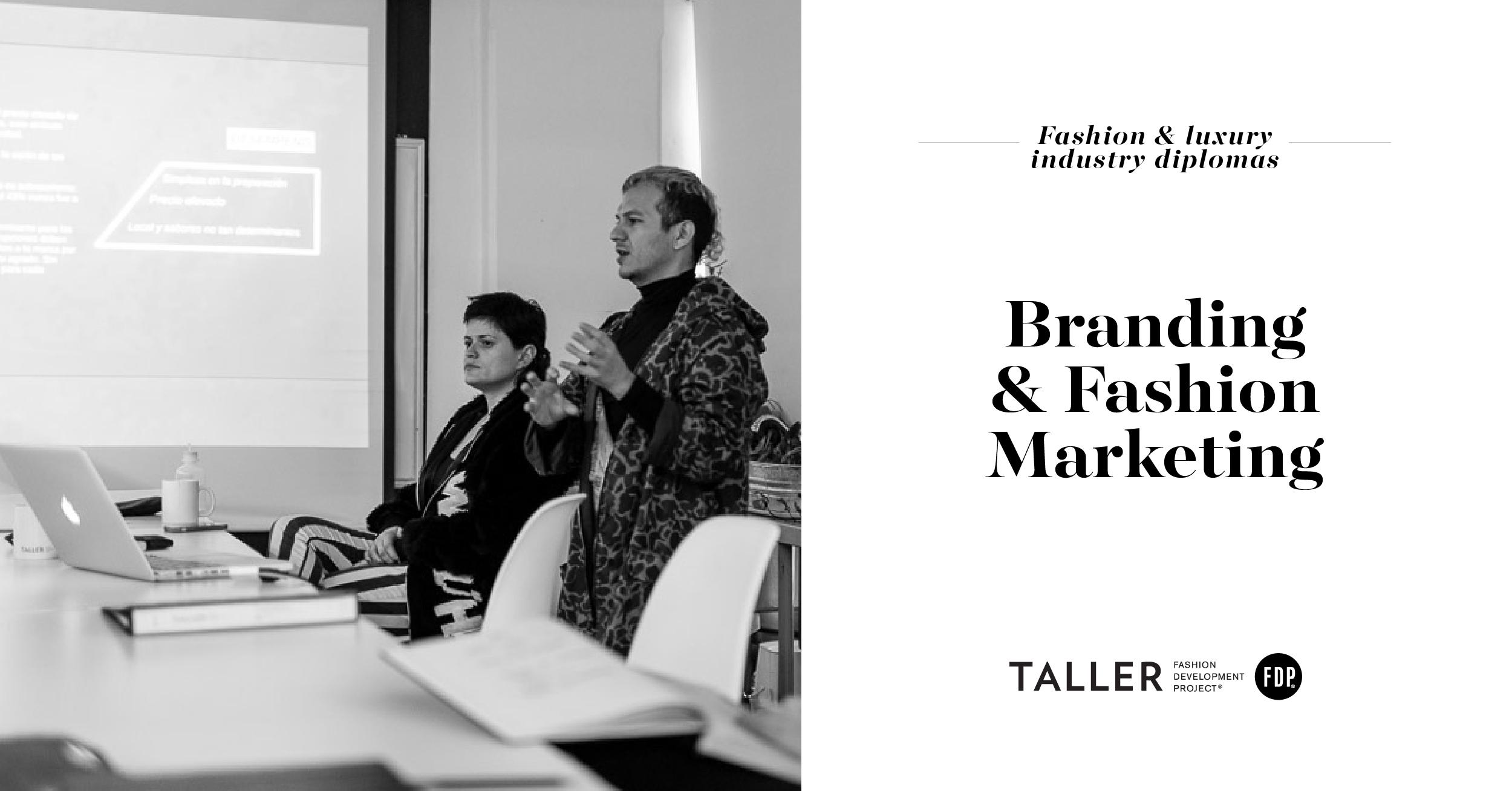 Diplomado Branding & Fashion Marketing