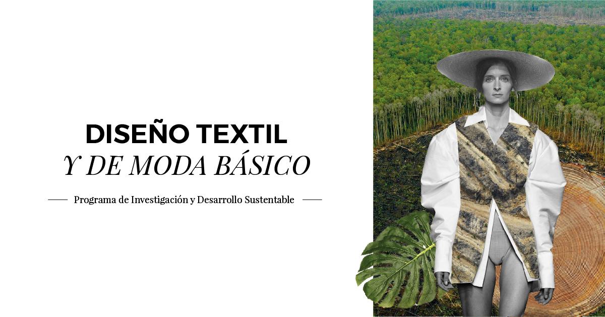 Inicio Diplomado Diseño Textil y de Moda Básico