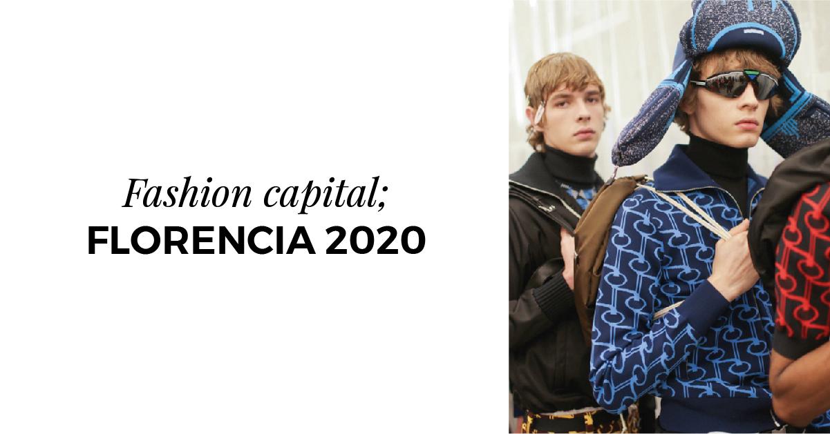 Fashion Capital: Florencia 2020