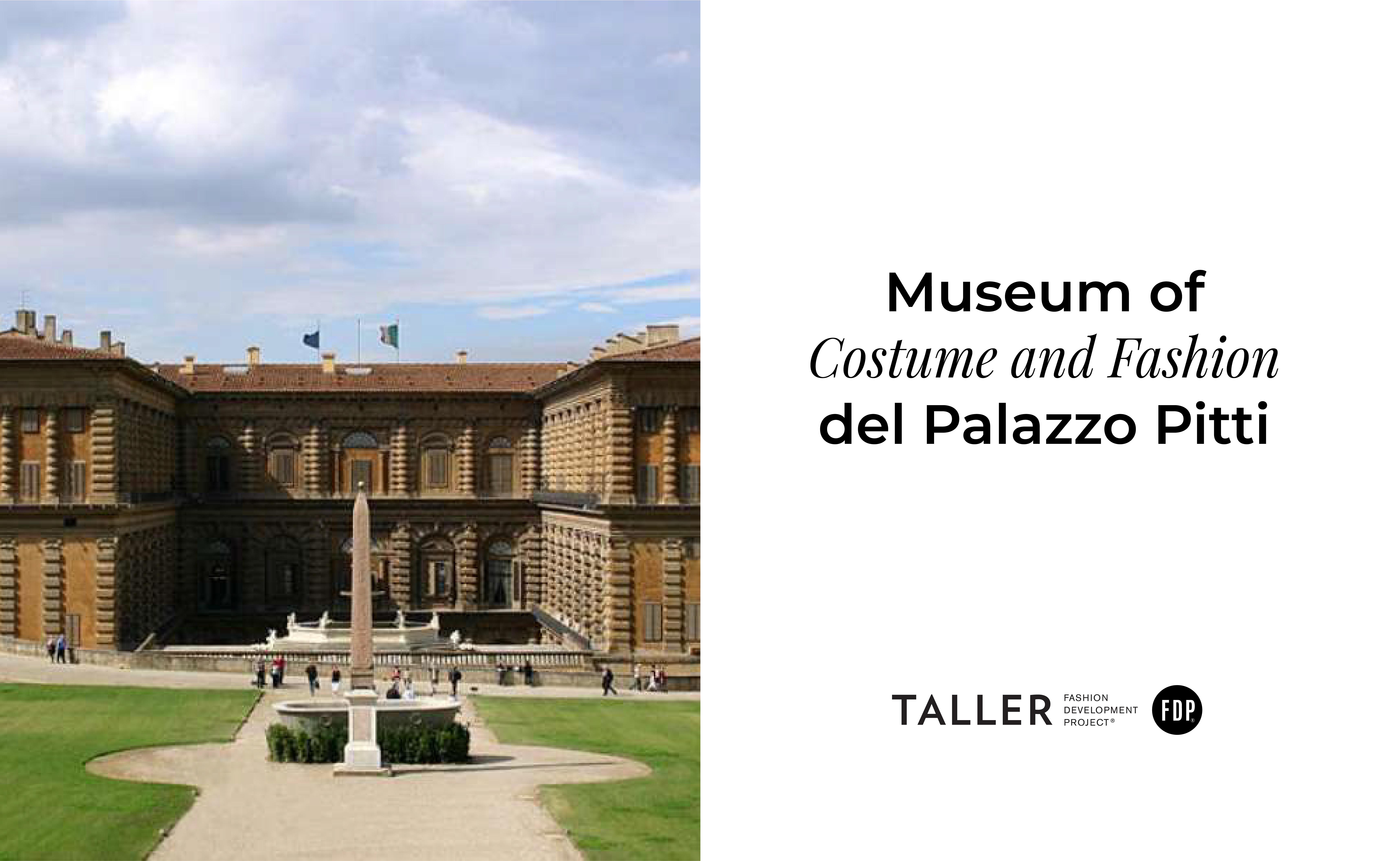 ¿Cuál es la historia detrás del Museum of Costume and Fashion del Palazzo Pitti?