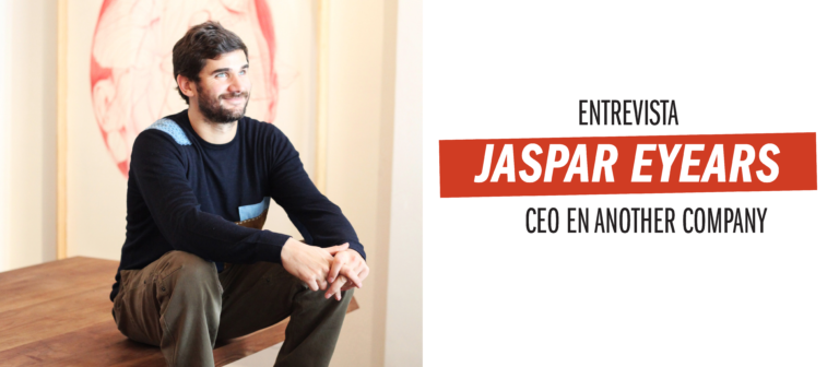 Entrevista con Jaspar Eyears, CEO de Another Company