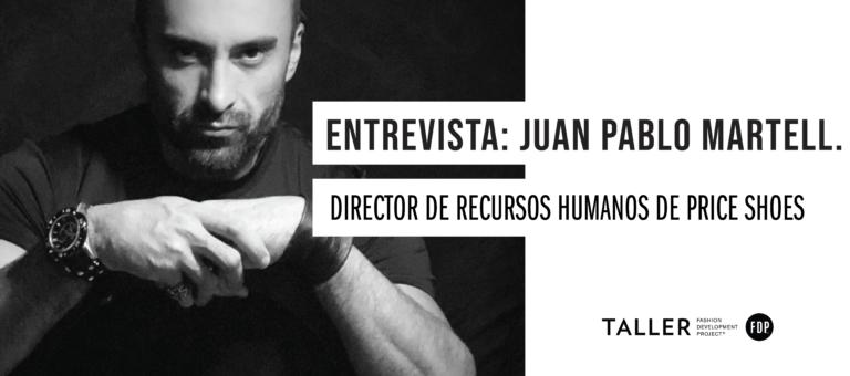 Entrevista a Juan Pablo Martell