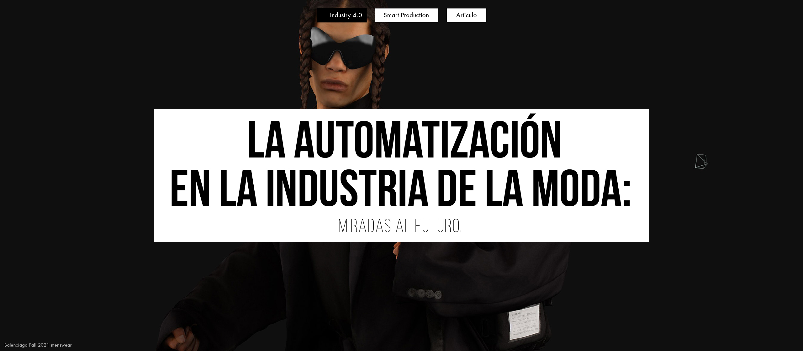 La Automatización en la Industria de la moda: Miradas al Futuro