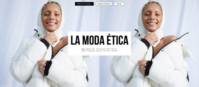 La moda ética no puede ser plástica