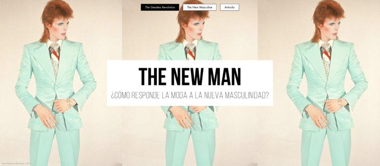 ¿Cómo responde la moda a la nueva masculinidad?
